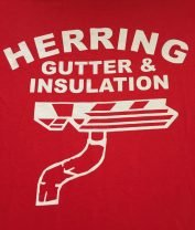 Herring gutters and insulation