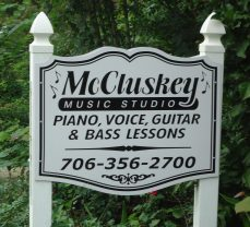 mccluskey music studio