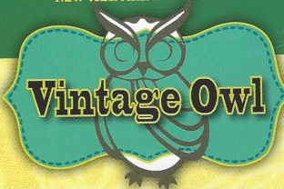vintage owl
